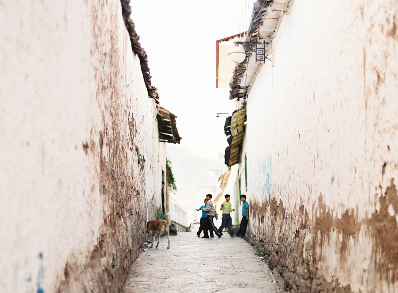 Travel photographer cusco