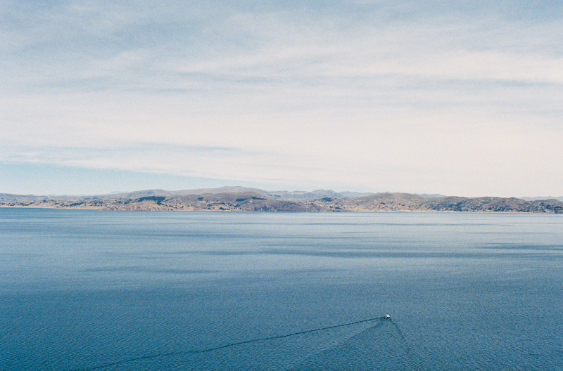 Editorial lake titicaca