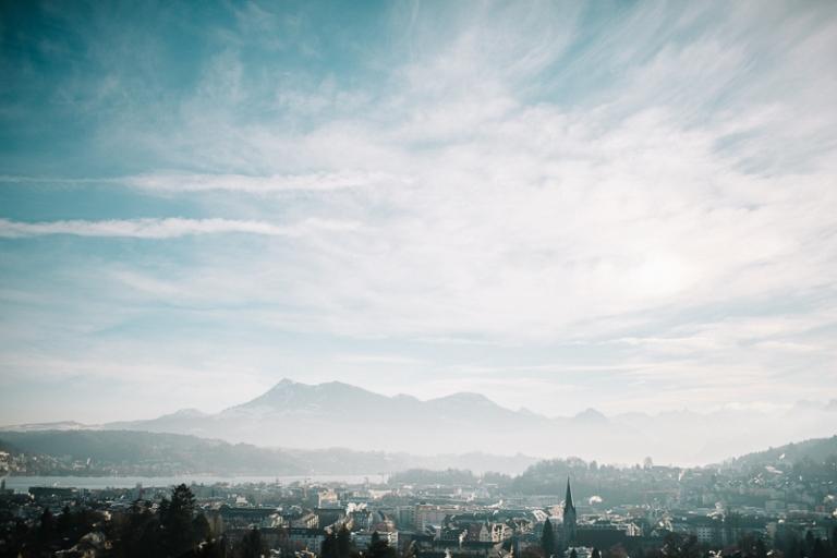 Luzern view