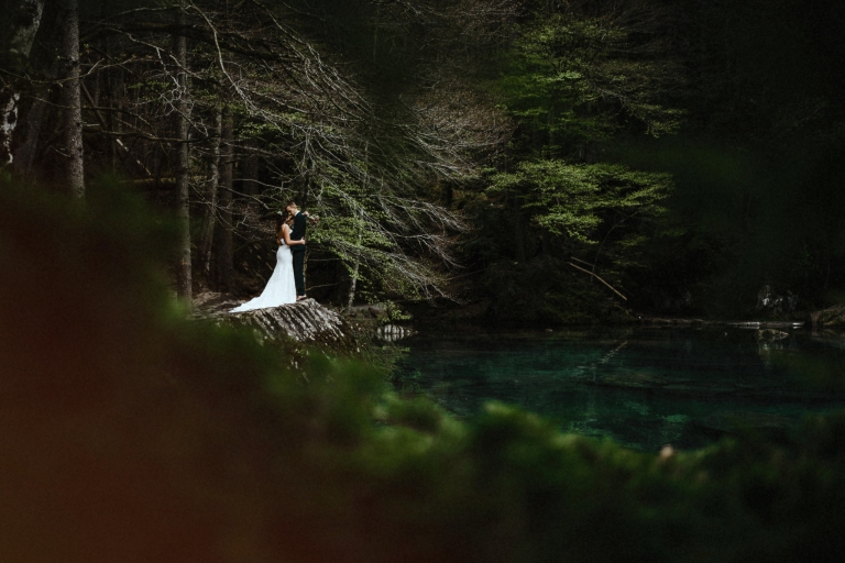 blausee wedding photographer